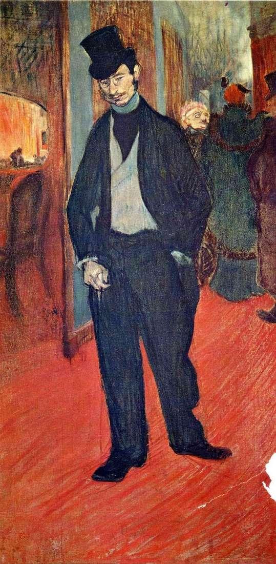 Tapier de Celerand – Henri de Toulouse-Lautrec