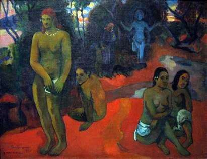 Acque seducenti   Paul Gauguin