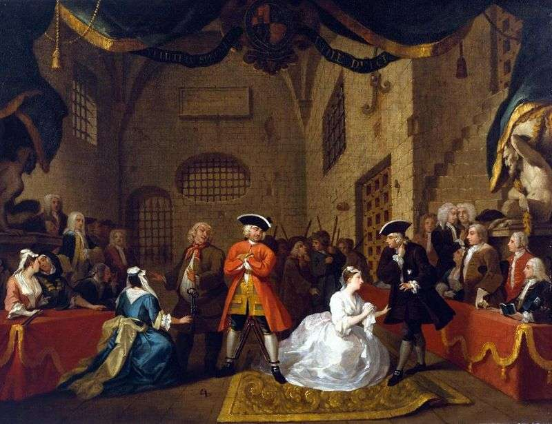 Beggars Opera   William Hogarth