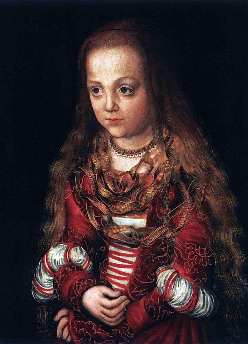 Ritratti del principe e della principessa - Lucas Cranach ...