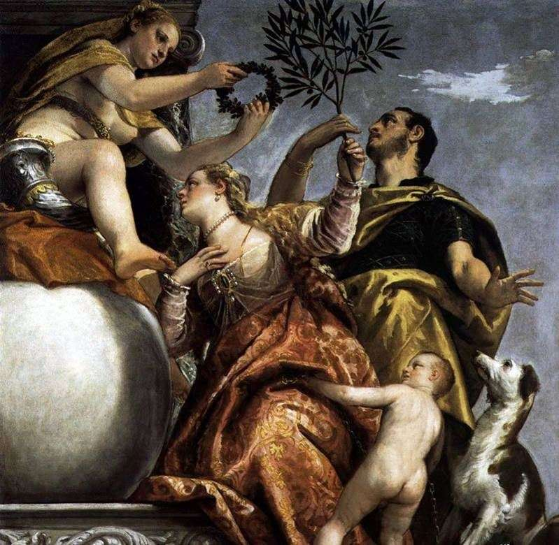 Betrothal   Paolo Veronese